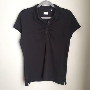 Callaway | Black Polo Golf Shirt Large